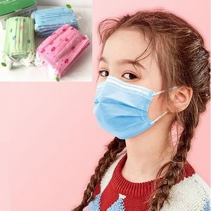 Disposable Protective Children Kids Face Mask